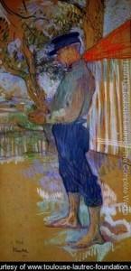 Monsieur-Paul-Viaud,-Taussat,-Arcachon Toulouse-Lautrec