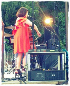 Festival des Plages pop au Canon.