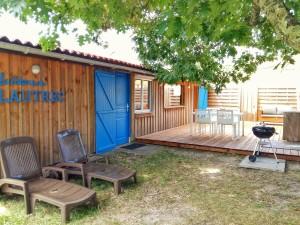 A la recherche d'une maison à louer à Claouey pour les vacances ? Bienvenue à la Cabane de Lautrec !
