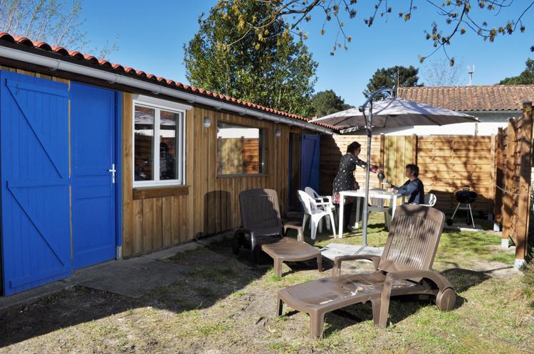La Cabane de Lautrec, maison à louer à Claouey